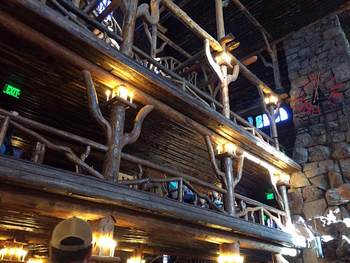 Old faithful inn