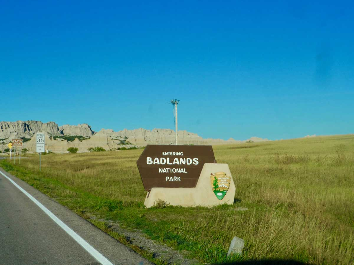 バッドランズ国立公園