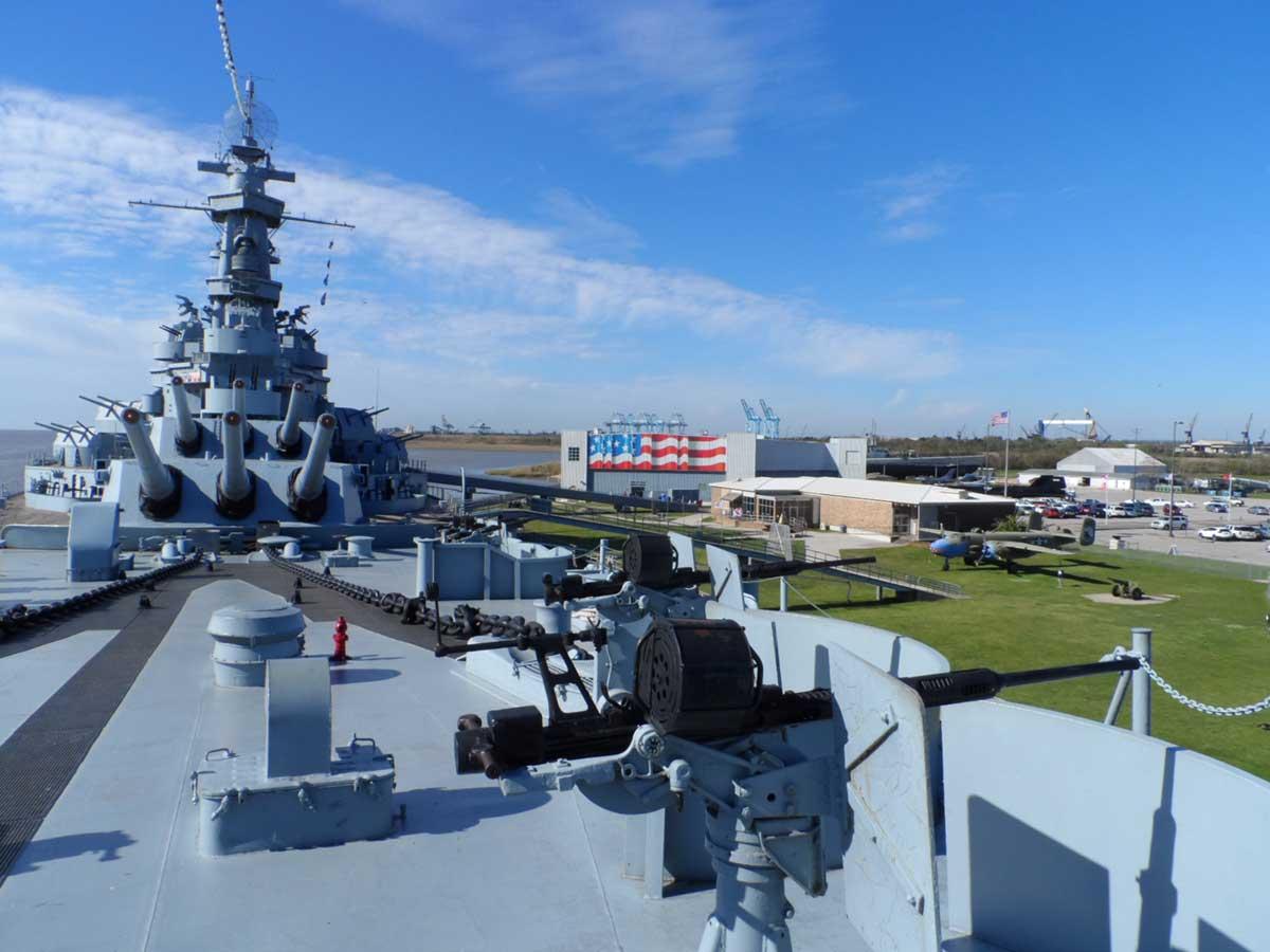 USSアラバマ