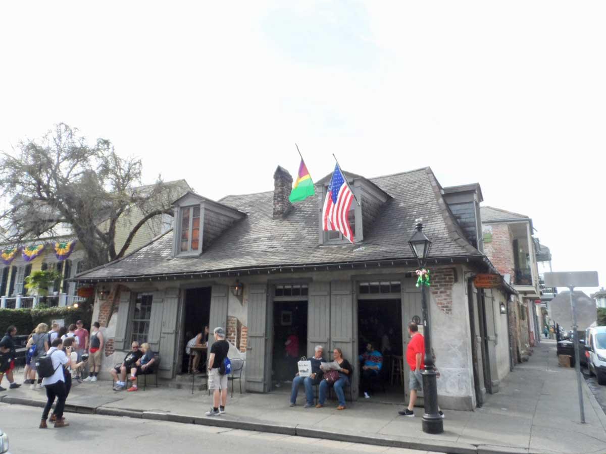 Laffite's Blacksmith Shop