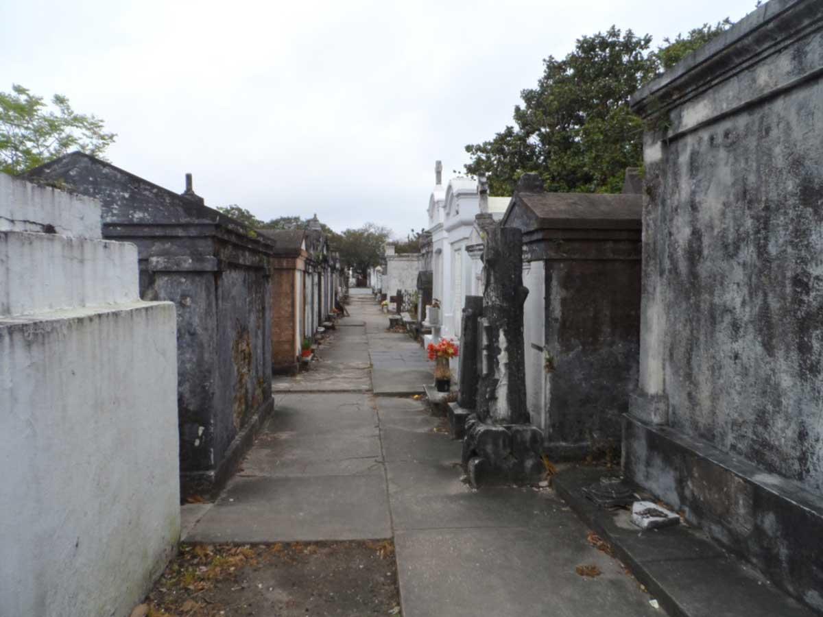 Lafayette Cemetery No. 1
