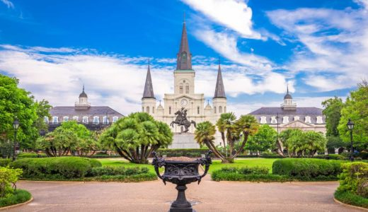 ニューオーリンズ(ルイジアナ)・ミシシッピ・アラバマ旅行【食いだおれ&アメリカの歴史探訪】