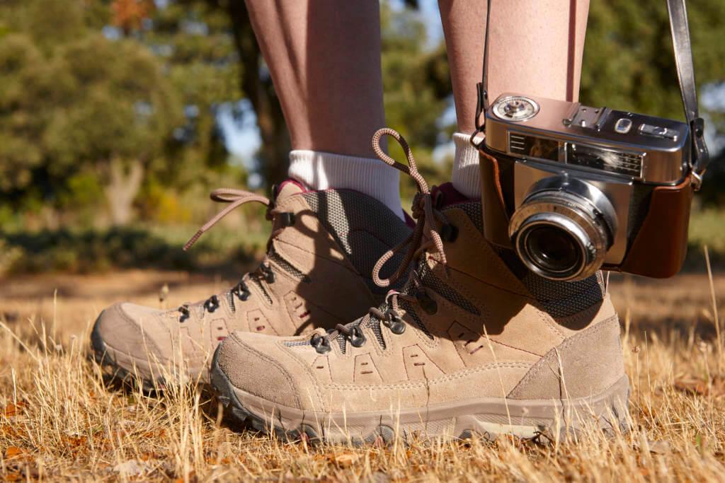靴(特にハイキング&トレッキングシューズ)