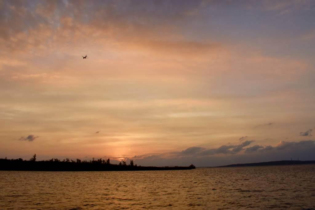 宮古島のサンセット