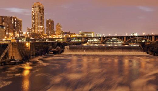 ミネソタ州ミネアポリスの2020年4月の状況
