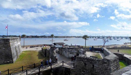 サンマルコス砦(Castillo de San Marcos)観光レビュー【アメリカ・フロリダ旅行】
