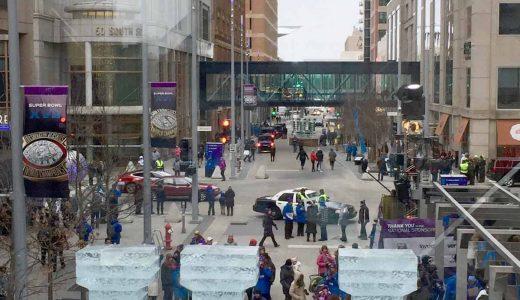 スカイウェイを歩こう【ダウンタウン・ミネアポリスのskywayは世界最長】