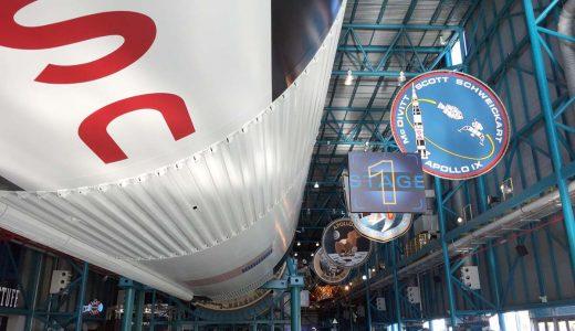スペースシャトル展示&宇宙飛行士に会えるチャンスも!ケネディ宇宙センター観光レビュー【アメリカ・フロリダ旅行】